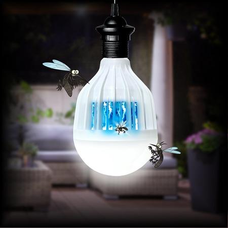 Лампа-ловушка для насекомых «Top Shop»