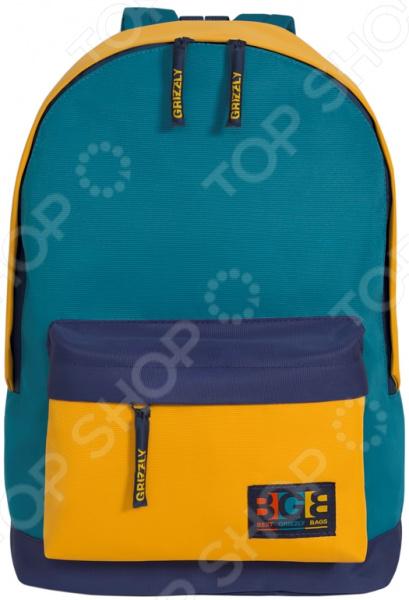 Рюкзак молодежный Grizzly RU-704-3