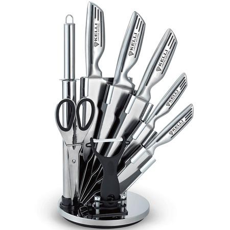 Купить Набор ножей Kelli KL-2124