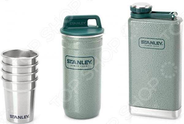 Набор походный: стопки и фляга Stanley Adventure