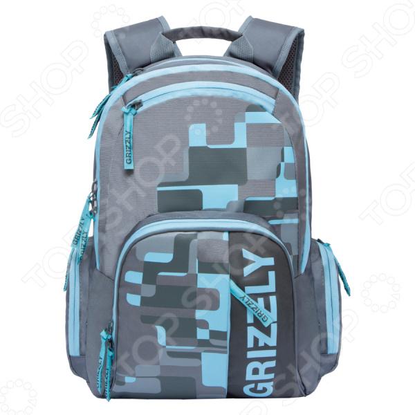 Рюкзак молодежный Grizzly RU-719-1