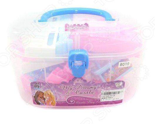 Набор мебели для куклы Shantou Gepai в чемоданчике 8019 детский набор для моделирования stirling engine stirling gz001