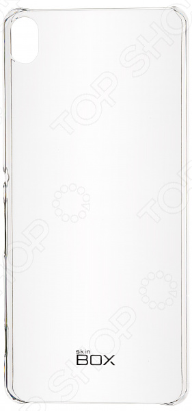 Чехол защитный skinBOX Sony Xperia XA накладка защитная skinbox sony xperia xa ultra