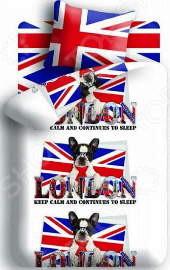 Детский комплект постельного белья 4You «Британец»