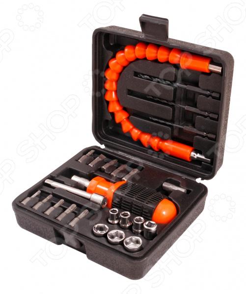 Набор инструментов «PARK»: 24 предмета гибкий удлинитель 200 мм 10 бит bosch 2608522376