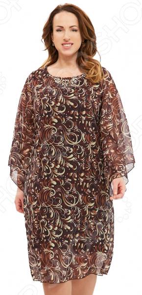 Платье Матекс «Новогодний карнавал». Цвет: бордовый новогодний карнавал