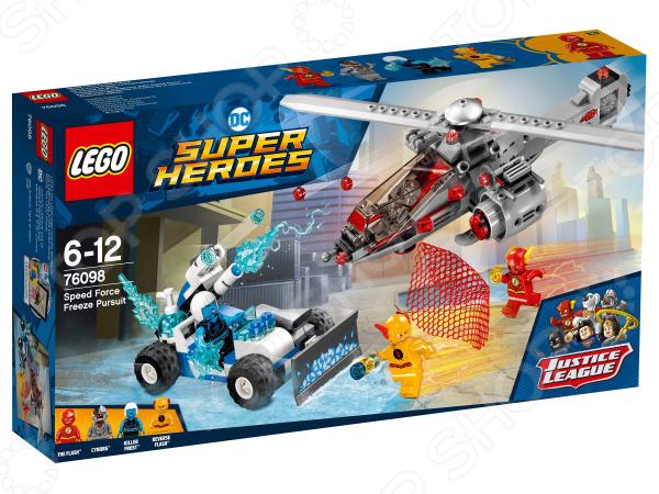 Конструктор игровой LEGO Super Heroes «Скоростная погоня» конструктор lego super heroes 76055 бэтмен убийца крок