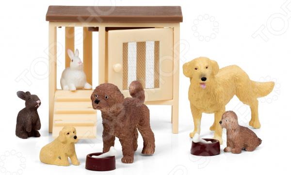 Набор фигурок Lundby «Домашние животные» 60807500
