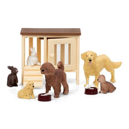 Купить Набор фигурок Lundby «Домашние животные» 60807500