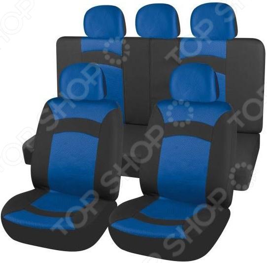 Фото - Набор чехлов для сидений SKYWAY Smart чехлы на сидения