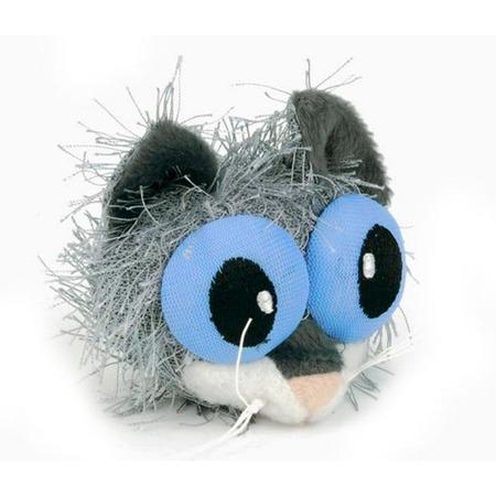 Игрушка для кошек Beeztees «Кошка с большими глазами»