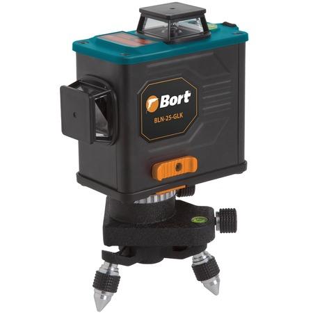 Купить Уровень лазерный Bort BLN-25GLK