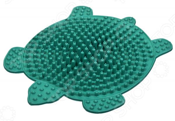 Коврик массажный Банные штучки «Черепаха» 32537 коврик массажный банные штучки черепаха 32537