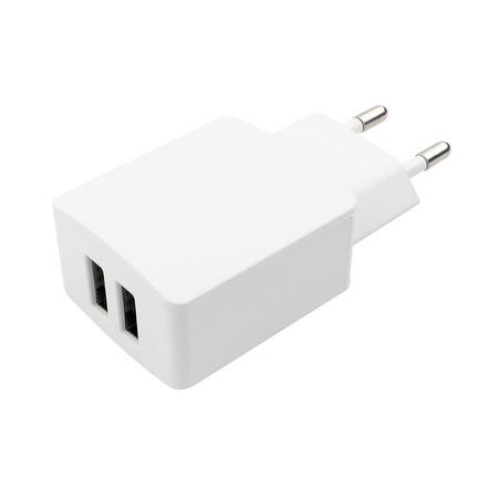 Купить Устройство зарядное сетевое Media Gadget HPS-211U