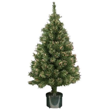 Купить Ель декоративная Christmas House в горшочке 1692470