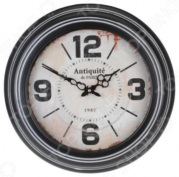 Часы настенные Mitya Veselkov Antiquete de Paris на белом