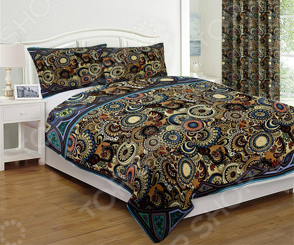 Комплект постельного белья «Арабская ночь». 1,5-спальный