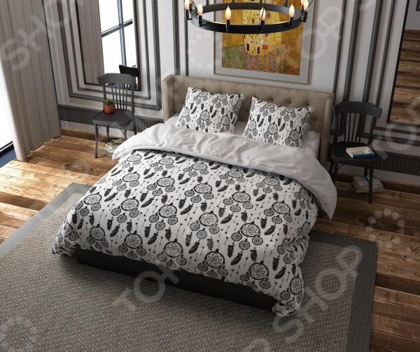 Комплект постельного белья Стильный дом «Сладких снов» постельное белье для snoff комплект постельного белья 2 0 макси для снов рис 1948 1 эльза