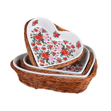 Купить Набор сервировочных блюд Rosenberg R-035038