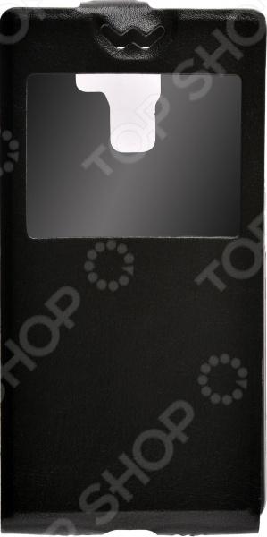 Чехол-флип skinBOX Honor 7 gangxun blackberry keyone dtek70 чехол из высококачественной кожи pu с флип чехлом kickstand anti shock кошелек для меркурия dtek7