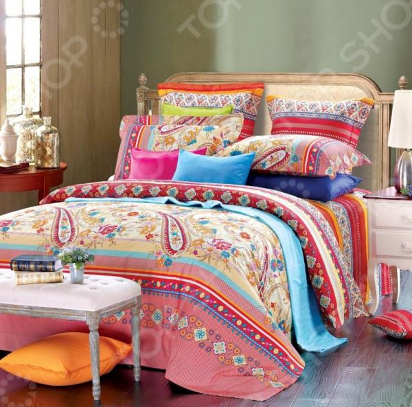 Комплект постельного белья La Vanille 658. 1,5-спальный