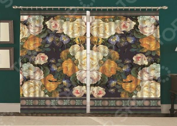 Фотошторы «Ламадэ» текстиль для дома