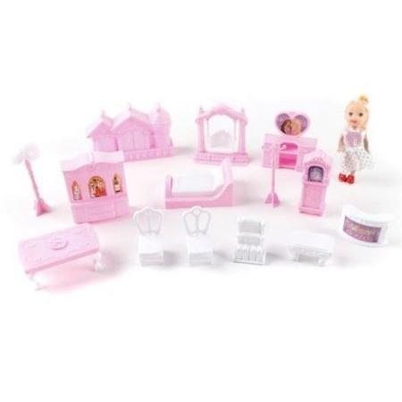 Купить Набор игровой с куклой Shantou Gepai 933
