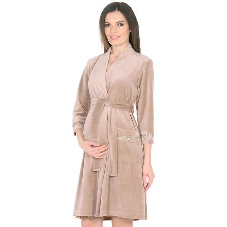 Купить Халат для беременных Nuova Vita 301.1