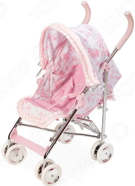 Коляска для кукол Arias Valentina Т13752 прогулочная коляска для кукол arias т13752