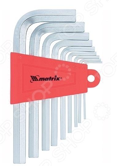 Набор ключей имбусовых MATRIX 12303 auo 12303 z05