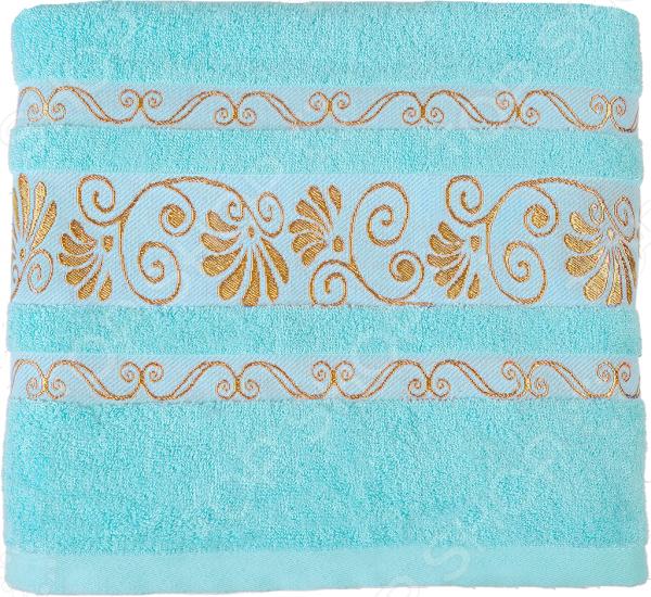 Комплект из 2-х махровых полотенец BONITA «Пальметта» комплект из 2 х фартуков bonita дочки матери