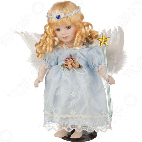 Кукла фарфоровая Lefard 485-218