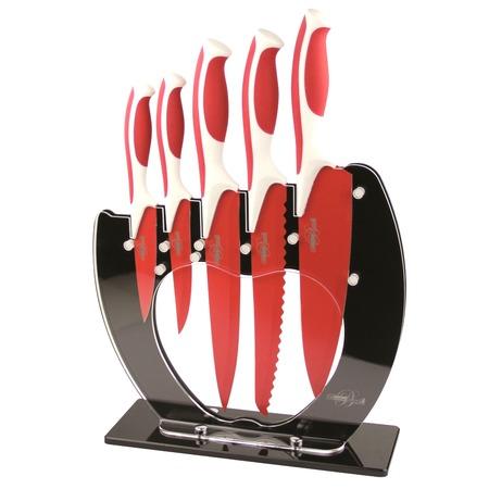 Купить Набор ножей BartonSteel BS-9006. В ассортименте