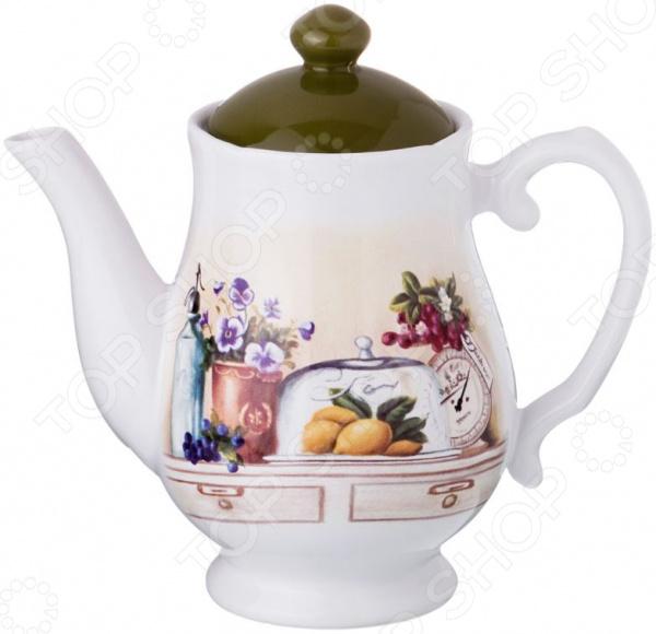 Чайник заварочный Agness «В саду» 358-967-1