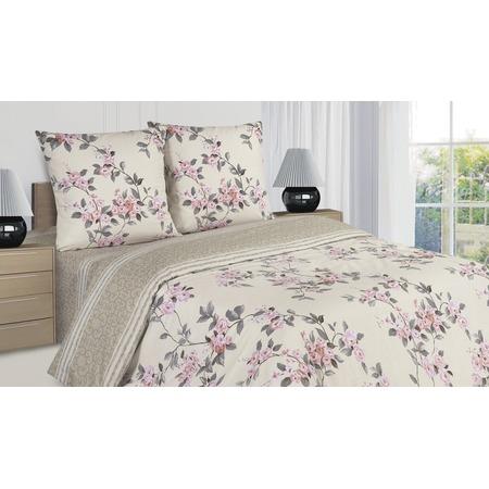 Купить Комплект постельного белья Ecotex «Поэтика. Черешневый цвет»