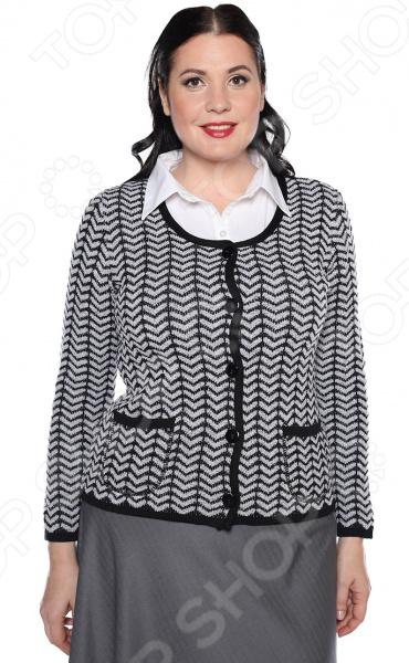 Жакет Milana Style «Осенние мифы». Цвет: серый платье milana style milana style mi038ewxjv28