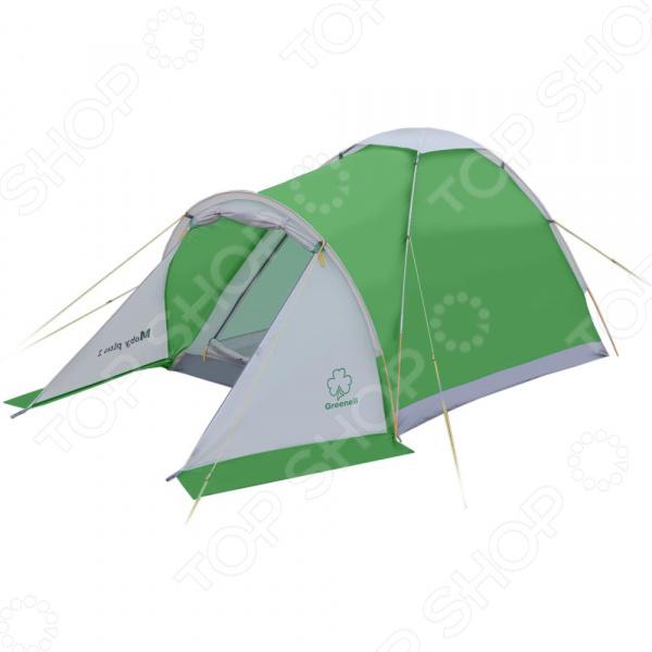 Палатка Greenell «Моби 3 плюс»