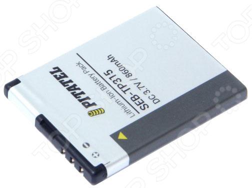 Аккумулятор для телефона Pitatel SEB-TP315 аккумулятор для телефона pitatel seb tp317