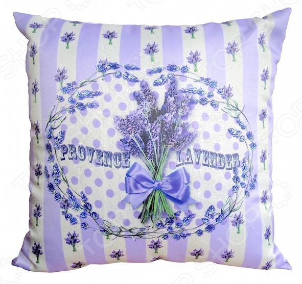 Подушка декоративная Gift'n'Home «Лаванда 2»