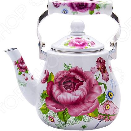 Чайник эмалированный Mayer&Boch MB-23995 хохловка дом с участком