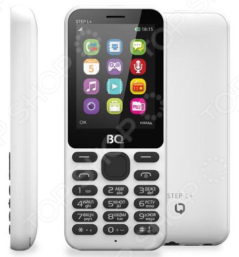 Мобильный телефон BQ 2431 Step L+ цена и фото