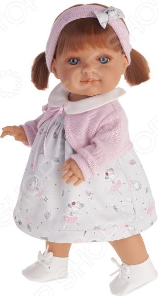 Кукла Munecas Antonio Juan «Эвелина» antonio juan кукла эвелина 38см
