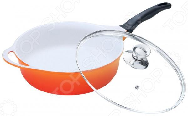 Сковорода с крышкой Winner WR-6188 сковорода керамическая в москве