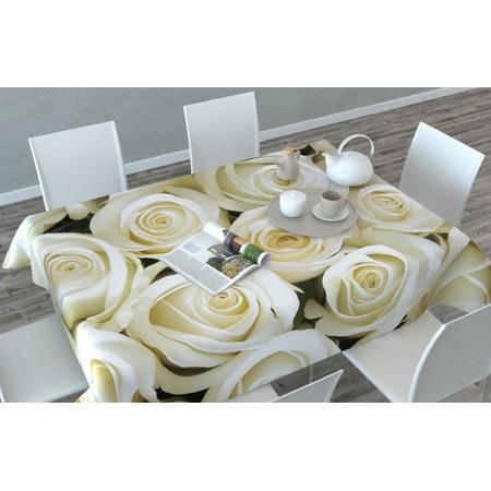 Купить Фотоскатерть Сирень «Душистые розы»