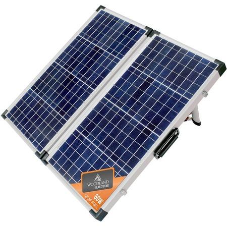 Купить Панель солнечная WoodLand Sun House 60W