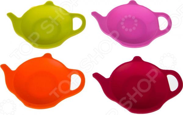 Набор подставок для чайных пакетиков Agness 710-231