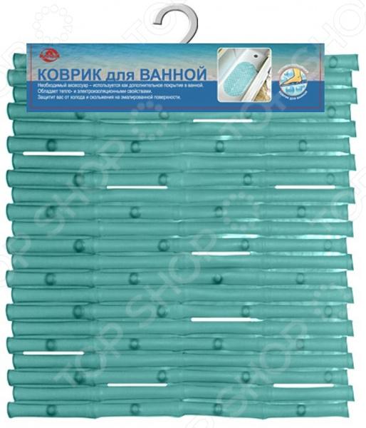 Коврик для ванной комнаты Мультидом «Бамбук» МВ72-15. В ассортименте