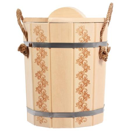 Купить Запарник Банные штучки «Цветочный орнамент» 32694
