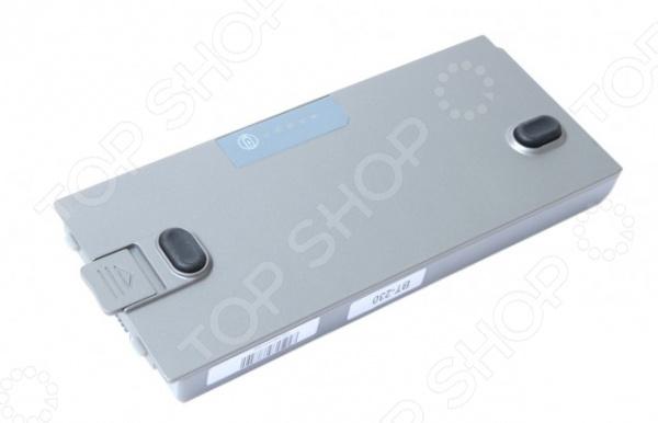 Аккумулятор для ноутбука Pitatel BT-230 для ноутбуков Dell Latitude D810, Precision M70