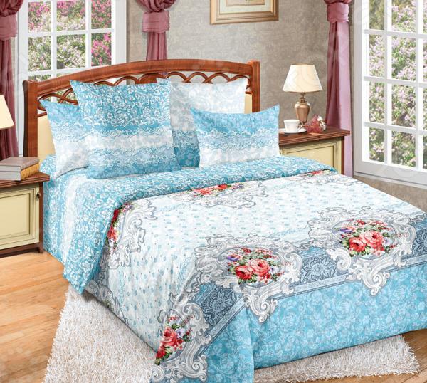 Комплект постельного белья Королевское Искушение «Патриция». 1,5-спальный